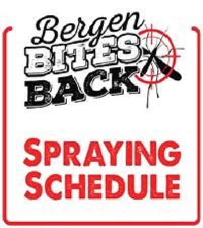 BC Spray Schedule