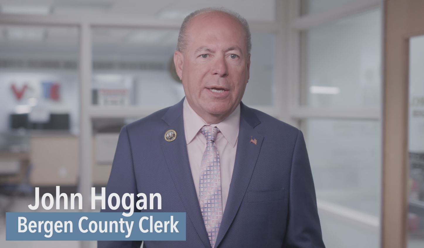 John Hogan Bergen County Clerk